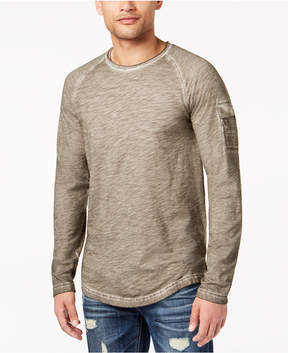 American Rag Men's Tonal Long-Sleeve T-Shirt, Created for Macy's