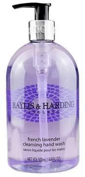 Baylis & Harding Bayliss and Harding French Lavender Cleansing Body Wash - 16.9oz