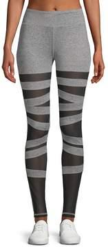 Electric Yoga Women's Ballerina Ankle-Length Leggings