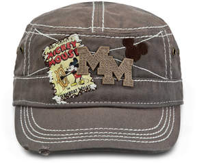Disney Mickey Mouse Painter's Cap for Adults - Steamboat Willie