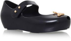 Mini Melissa Orb Logo Jelly Shoes