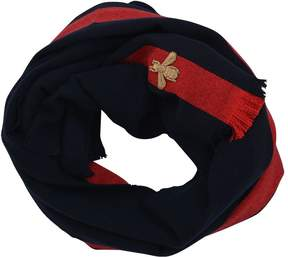 Gucci Scarf With Web