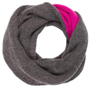 Portolano Wool & Cashmere-Blend Infinity Scarf