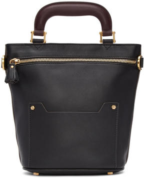 Anya Hindmarch Black Mini Orsett Bag