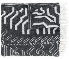 Kenzo Geo Tiger scarf
