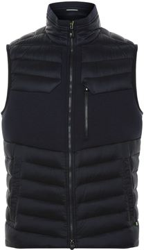 BOSS GREEN Multi-Textured Gilet