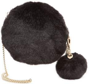 Juicy Couture Faux Fur Bel Air Bijoux Crossbody
