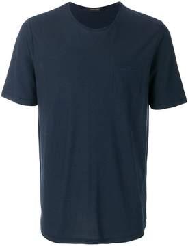 Roberto Collina chest pocket T-shirt