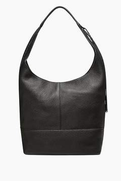 Rebecca Minkoff Unlined Slouchy Hobo With Whipstitch - BLACK - STYLE