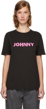 6397 Black Johnny Boy T-Shirt