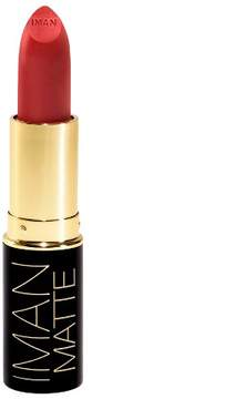 Iman Luxury Matte Lipstick - 0.13oz