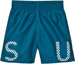Molo Ink Blue North Swim Shorts
