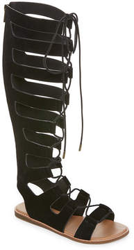 Bamboo Stardust 14m Womens Gladiator Sandals