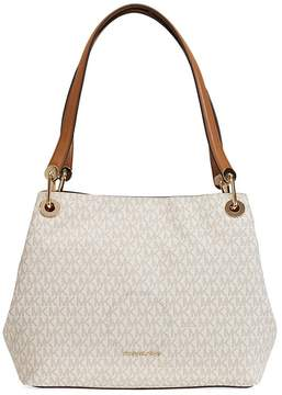 Michael Kors Raven Signature Tote - Vanilla - ONE COLOR - STYLE