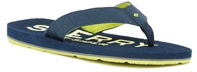 Sperry Topsail 3 Flip Flop (Toddler, Little Kid, & Big Kid)