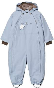 Mini A Ture Wisti, M Snowsuit Blue Fog