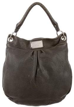 Marc by Marc Jacobs Pleated Leather Satchel