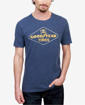 Lucky Brand Men's Good Year Tires Graphic-Print T-Shirt