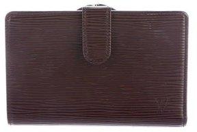 Louis Vuitton Epi French Purse Wallet - BROWN - STYLE