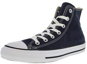 Converse Unisex Chuck Taylor All Star High Top, Navy, 11.5/13.5