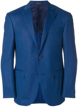Corneliani formal single-breasted blazer
