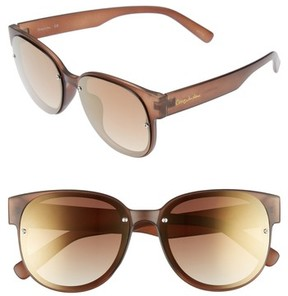 Sam Edelman Women's 58Mm Sunglasses - Brown