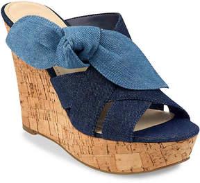 Marc Fisher Hobby 3 Wedge Sandal - Women's