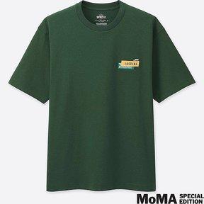 Uniqlo Men's Sprz Ny Short-sleeve Graphic T-Shirt (matthew Brannon)