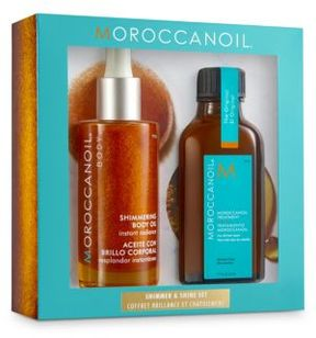 Moroccanoil Shimmer and Shine Set
