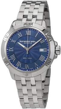 Raymond Weil Tango Blue Dial Men's Watch