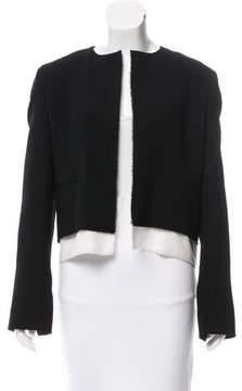 Edun Structured Open Front Jacket
