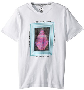 Volcom Static Stone Short Sleeve Tee Boy's T Shirt