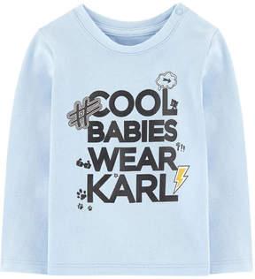 Karl Lagerfeld Mini Bad Boy T-shirt