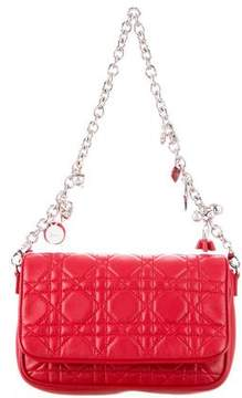 Christian Dior Cannage Chain Pochette
