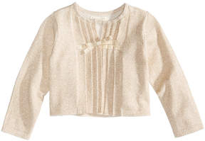 First Impressions Pleated Cardigan, Baby Girls (0-24 months), Created for Macy's