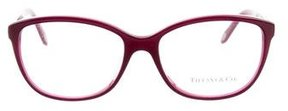 Tiffany & Co. Resin Cat-Eye Eyeglasses w/ Tags