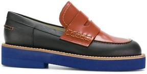 Marni Moccasin loafers with band