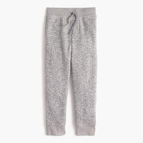 J.Crew Boys' slim-fit Summit fleece pants