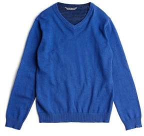 GUESS Boy's V-Neck Sweater (7-18)