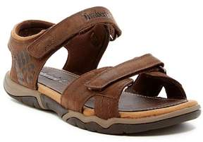 Timberland Earthkeepers Oak Bluffs Leather Sandal (Toddler)