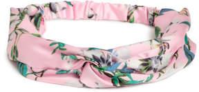 H&M Satin Hairband - Pink