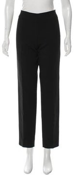 Mantu Mid-Rise Straight-leg Pants