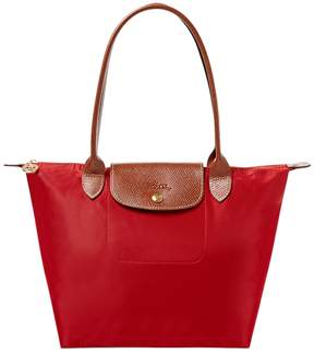 Longchamp Women's Le Pliage Nylon Small Tote - RED - STYLE