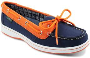 Eastland Women's Detroit Tigers Sunset Boat Shoes