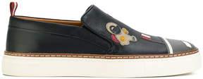 Bally Herrison appliqué shoes