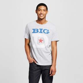Awake Men's Texas Dallas Big D T-Shirt - Heather Gray