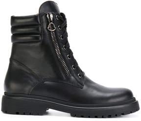 Moncler Viviane zip boots