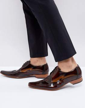 Jeffery West Pino Borgue Lace Up Shoes In Brown