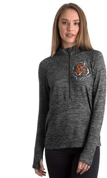 5th & Ocean By New Era Women's by New Era Cincinnati Bengals Space-Dyed Pullover