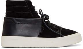 Maison Margiela Black Hybrid Sneakers